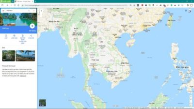 Tăng lượt đánh giá (review) bản đồ trên Google Maps
