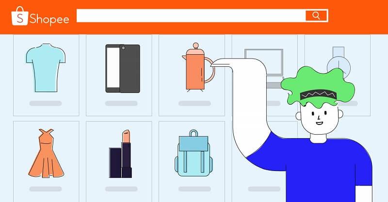 Dịch vụ đặt đơn ảo Shopee giá rẻ & uy tín