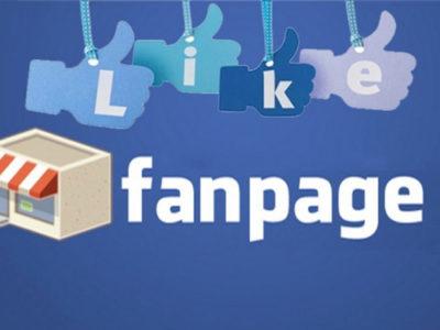 bán trang Facebook Fanpage giá rẻ