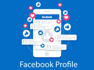 bán tài khoản acc Facebook cá nhân profile